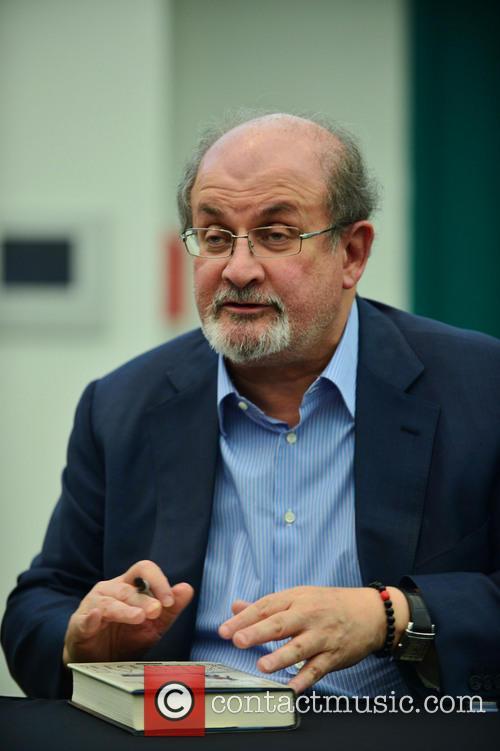 Salman Rushdie 9