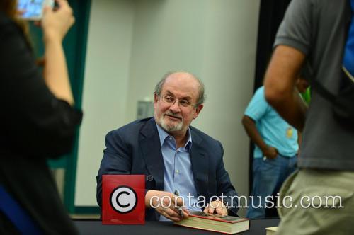 Salman Rushdie 10