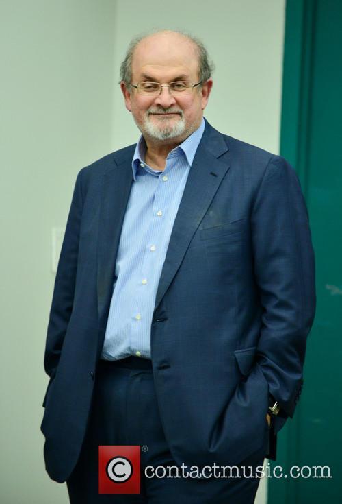 Salman Rushdie 12