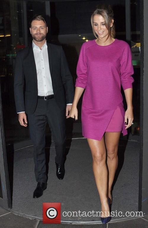 Brian Mcfadden and Vogue Williams Mcfadden 2