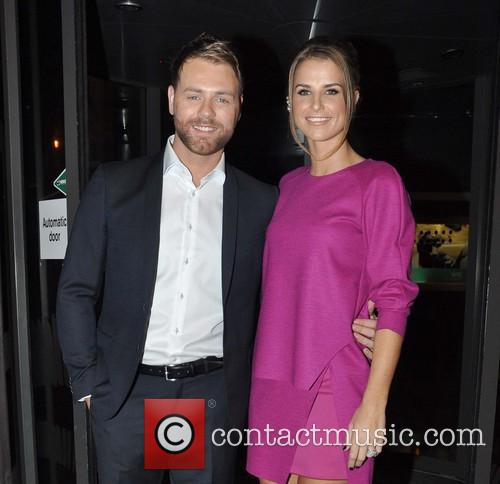 Brian Mcfadden and Vogue Williams Mcfadden 3