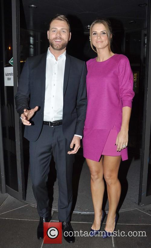 Brian Mcfadden and Vogue Williams Mcfadden 5