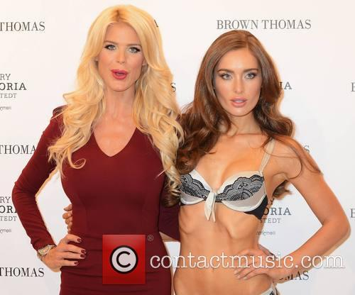 Victoria Silvstedt and Rozanna Purcell 2