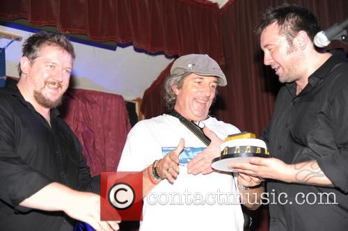 Alan Nimmo, Stevie Nimmo and Nick Garner 2