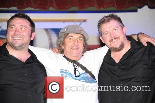 Alan Nimmo, Stevie Nimmo and Nick Garner 4