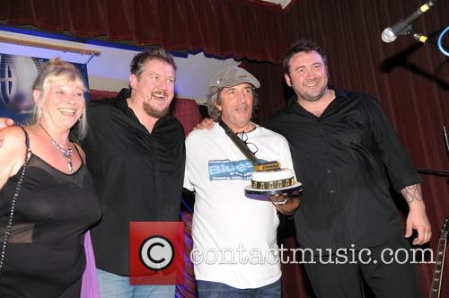 Sue Marchant, Alan Nimmo, Stevie Nimmo and Nick Garner 2