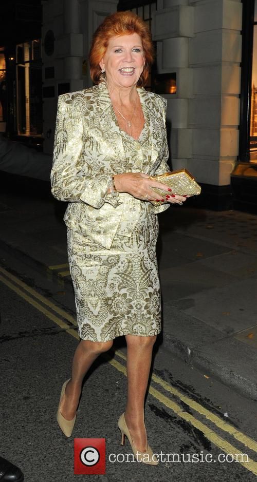 Cilla Black holds her 'Cillabration' party