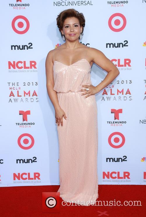 justina machado the 2013 nclr alma awards 3884248