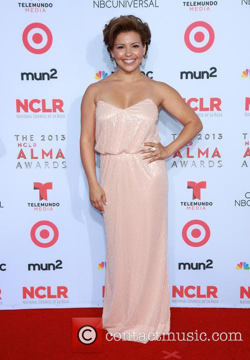 justina machado the 2013 nclr alma awards 3884341