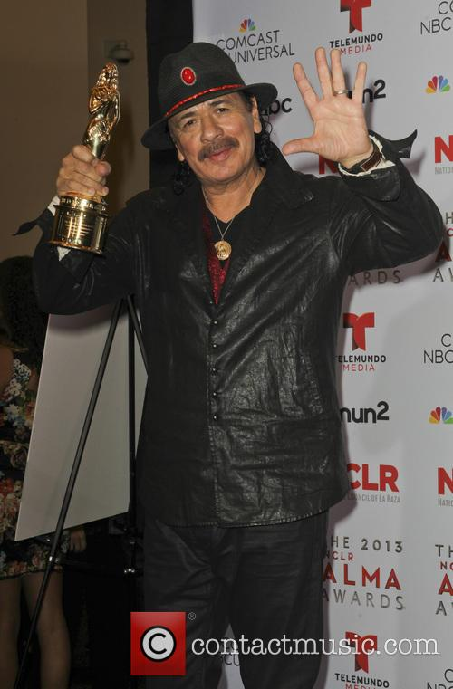 Carlos Santana, Pasadena Civic Auditorium