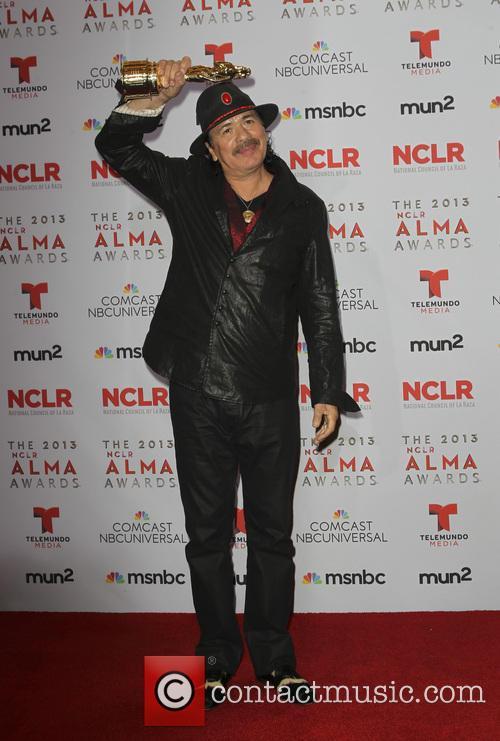 Carlos Santana 12