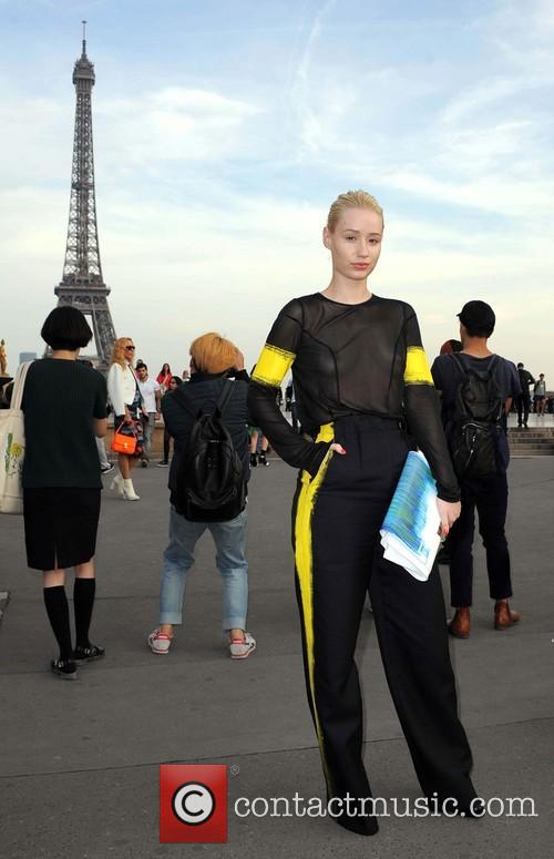 iggy azalea paris fashion week ready to 3884047