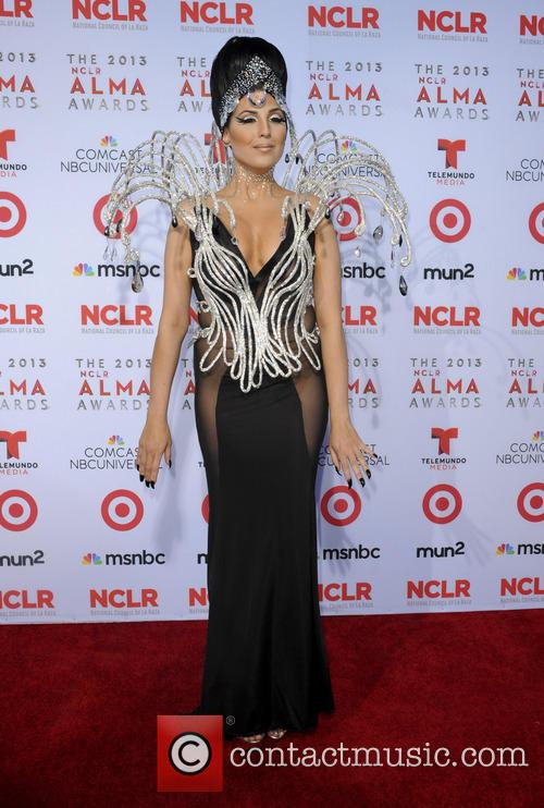 z lala the 2013 alma awards arrivals 3883931