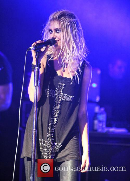 taylor momsen the pretty reckless perform at 3885535