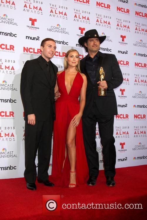 Daryl Sabara, Alexa Vega and Robert Rodriguez 4