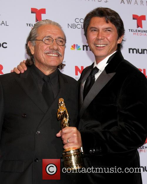 Edward James Olmos, Lou Diamond Phillips, Pasadena Civic Auditorium