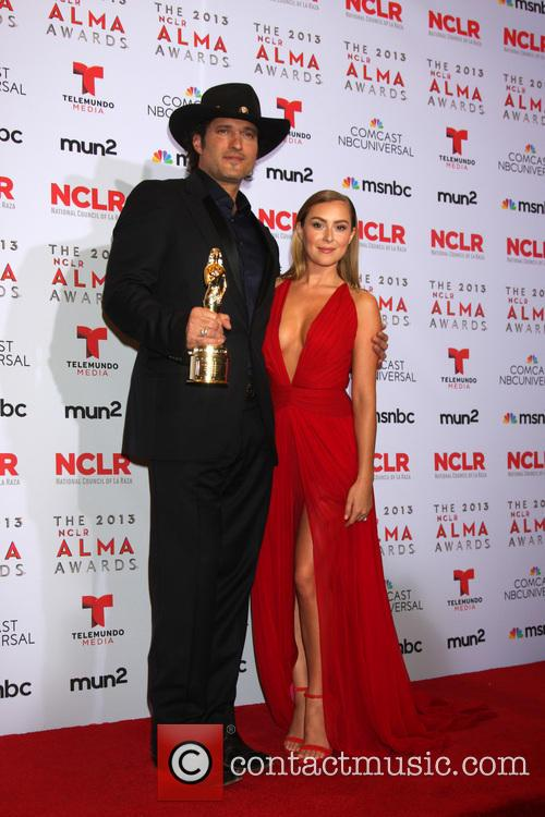 Robert Rodriguez and Alexa Vega 1