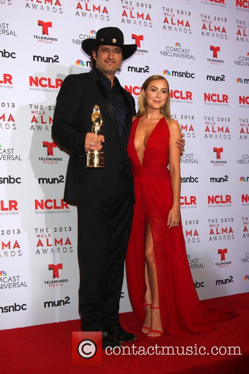 Robert Rodriguez and Alexa Vega 2