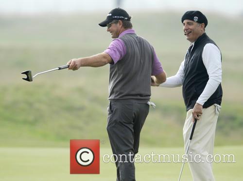 Andy Garcia and Retief Goosen 9