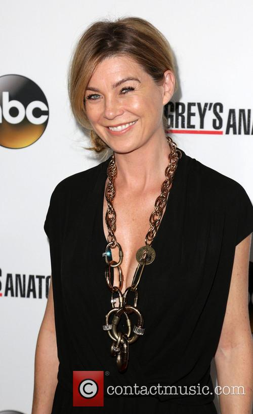 Ellen Pompeo, Grey's Anatomy 200 Episodes Party