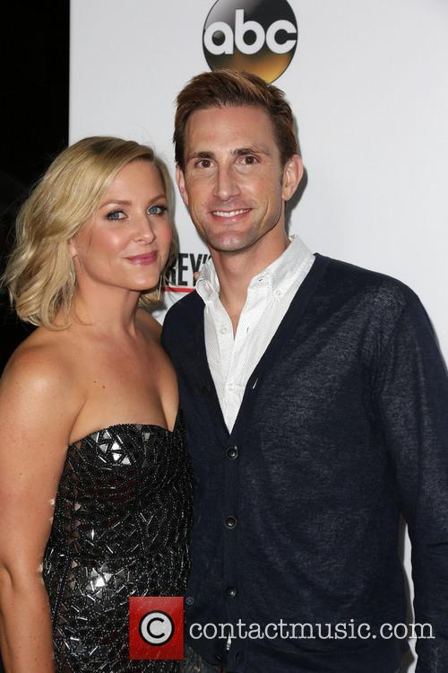 Jessica Capshaw and Christopher Gavigan 2
