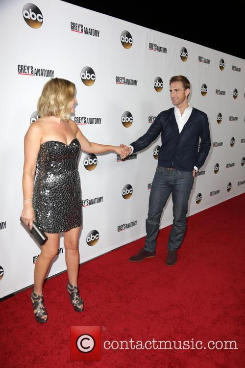 Jessica Capshaw and Christopher Gavigan 6