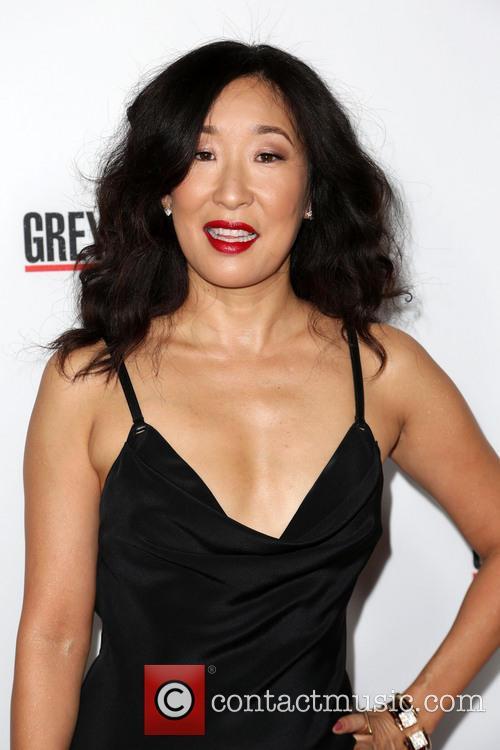 Sandra Oh 2