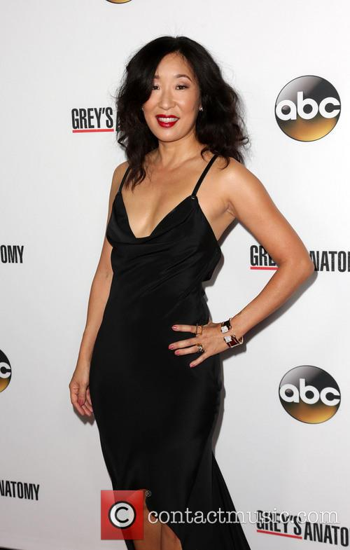 Sandra Oh, Grey's Anatomy 20th Episode Party