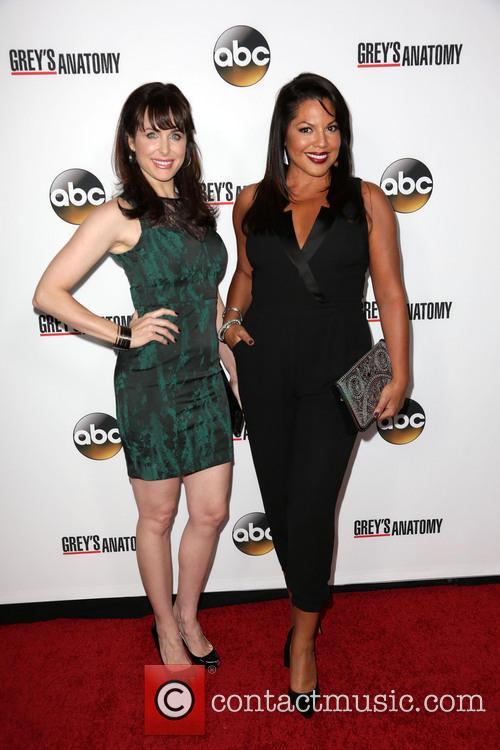 Danielle Bisutti and Sara Ramirez 5