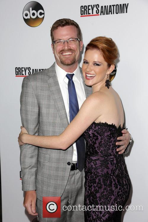 Sarah Drew and Peter Lanfer 10
