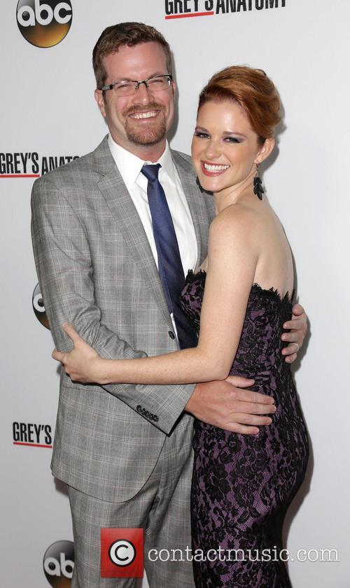 Peter Lanfer and Sarah Drew 1