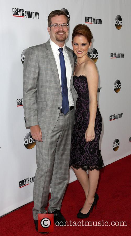 Peter Lanfer and Sarah Drew 3