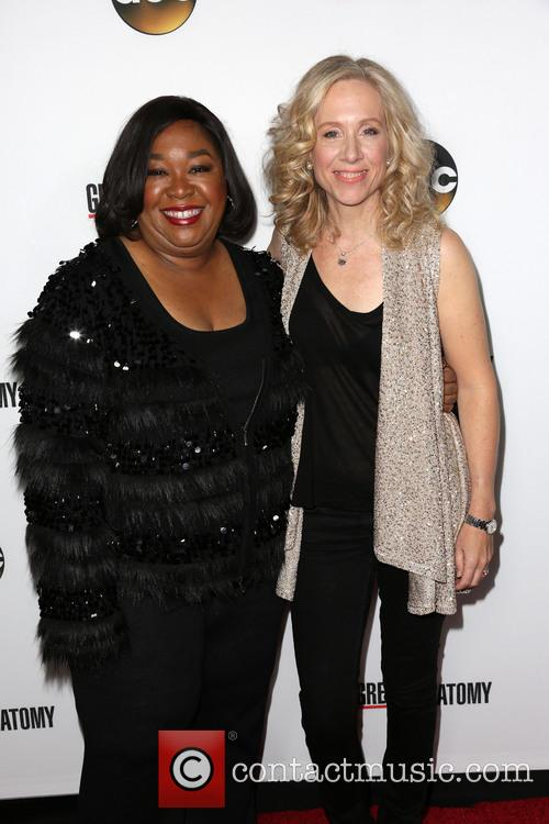 Shonda Rhimes and Betsy Beers 5
