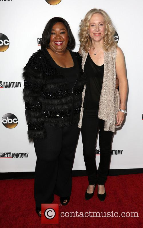 Shonda Rhimes and Betsy Beers 9