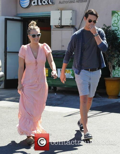 Kaley Cuoco and Ryan Sweeting 5