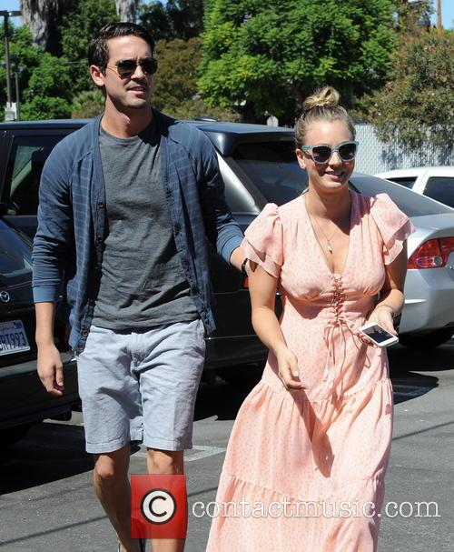 Kaley Cuoco and Ryan Sweeting 11