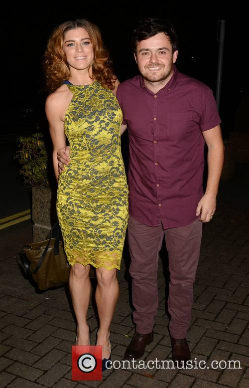 Aoibhinn Mcginnity and Laurence Kinlan