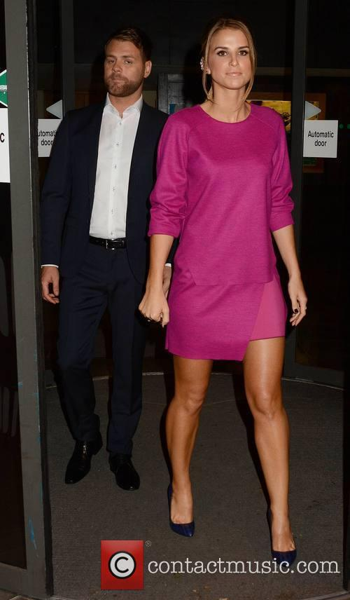 Brian Mcfadden and Vogue Williams Mcfadden 4