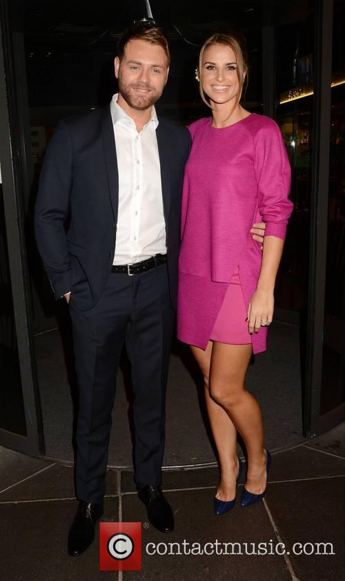 Brian Mcfadden and Vogue Williams Mcfadden 5