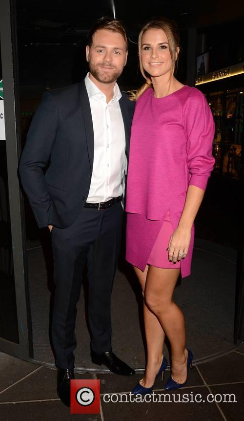 Brian Mcfadden and Vogue Williams Mcfadden 6