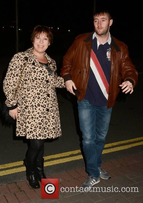 Tina Malone and Paul Chase 5
