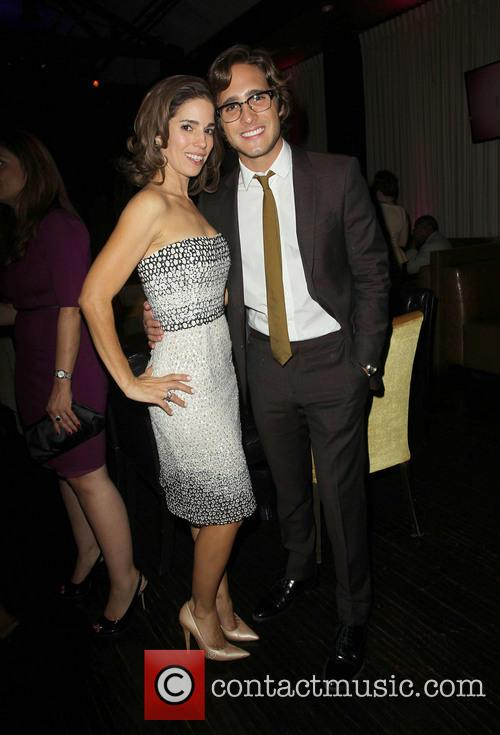 Ana Ortiz and Diego Boneta 3