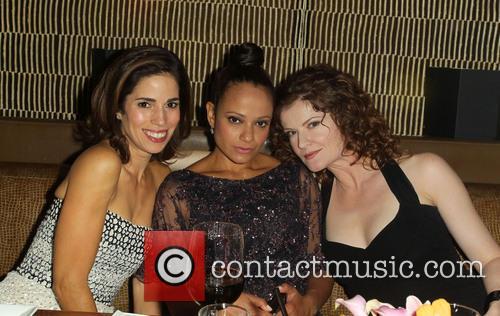 Ana Ortiz, Judy Reyes and Rebecca Wisocky 3