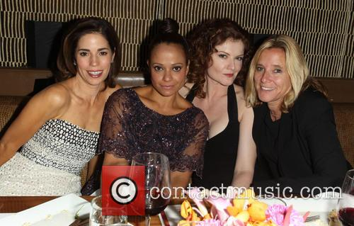 Ana Ortiz, Judy Reyes, Rebecca Wisocky and Nina Lederman 1