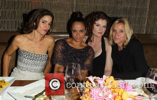 Ana Ortiz, Judy Reyes, Rebecca Wisocky and Nina Lederman 3