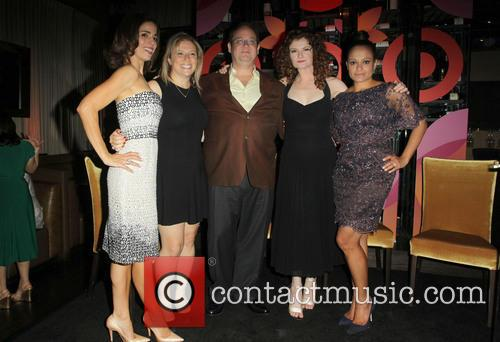 Ana Ortiz, Marc Cherry, Rebecca Wisocky and Judy Reyes 10