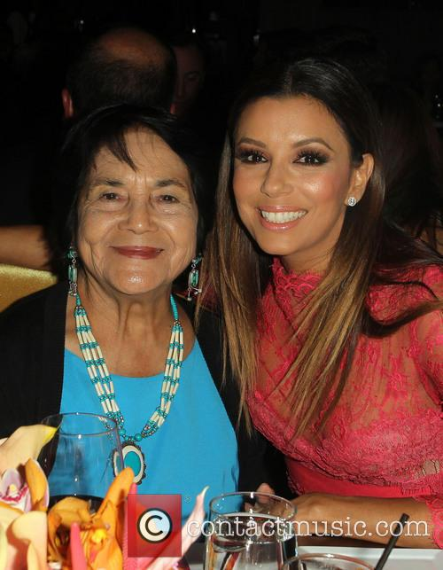 Dolores Huerta and Eva Longoria 1