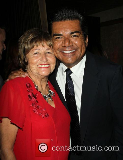 George Lopez and Ella Eva Mireles 11