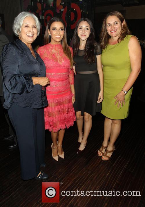 Eva Longoria and Guests 3