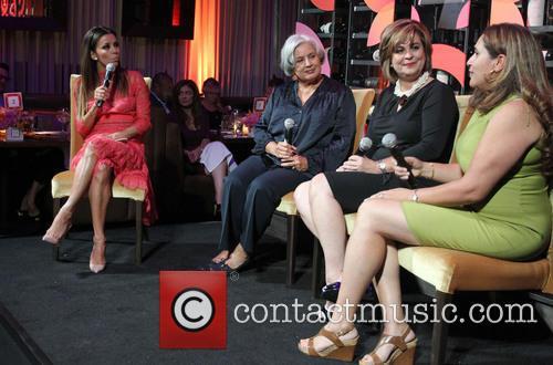 Eva Longoria, Guests, Beso
